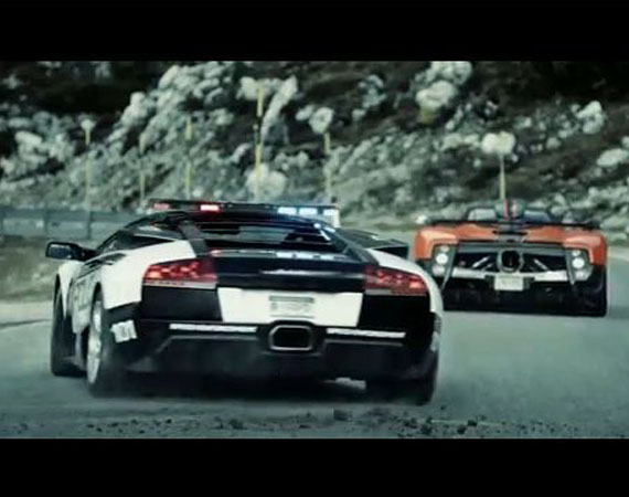 Need for Speed станет фильмом